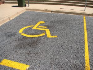 Disabled man fined for parking in a Disabled Car Park is heading to court this Friday
