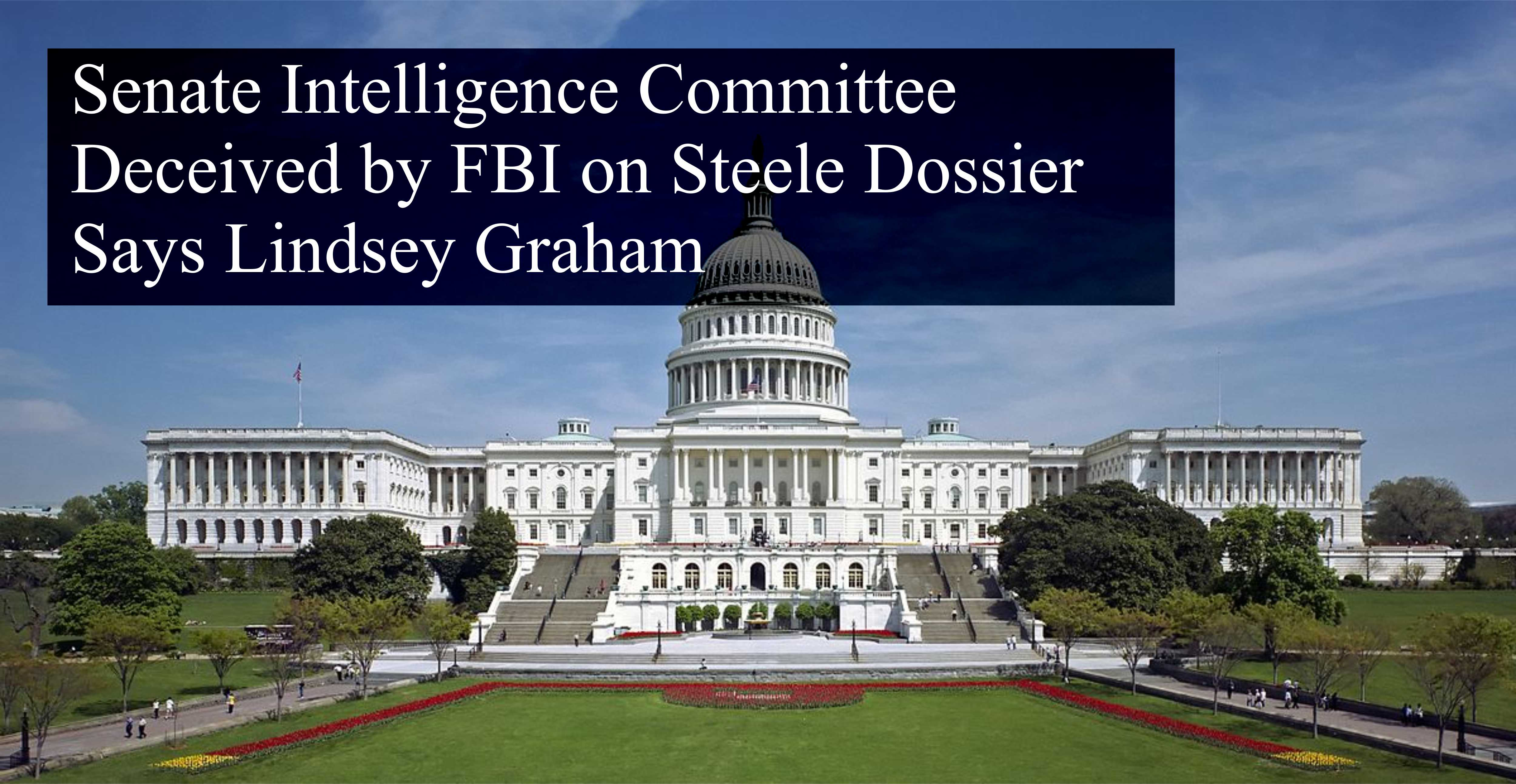 Newly Declassified Document : FBI Misled Congress On Reliability Of Steel Dossier